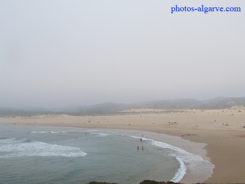 ¨Plage de surf de Bordeira