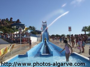 Parc aquatique algarve